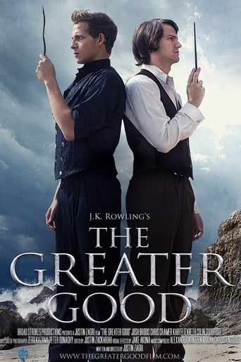 Poster of The Greater Good - Harry Potter Fan Film