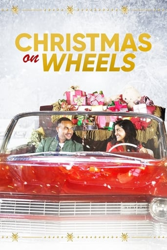 Christmas on Wheels Poster