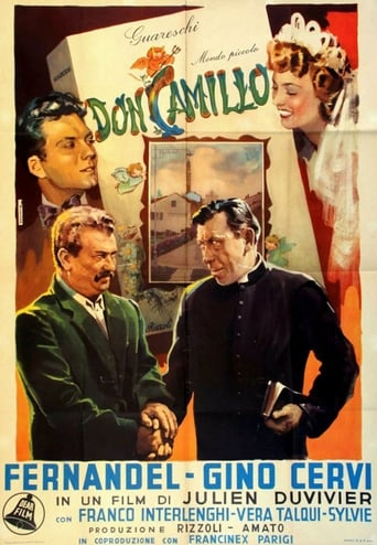 Poster of Don Camillo