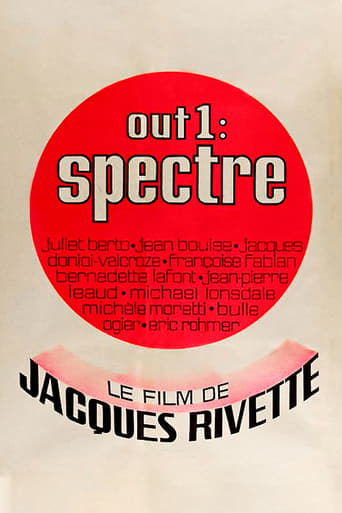 Poster of Out 1: Spectre