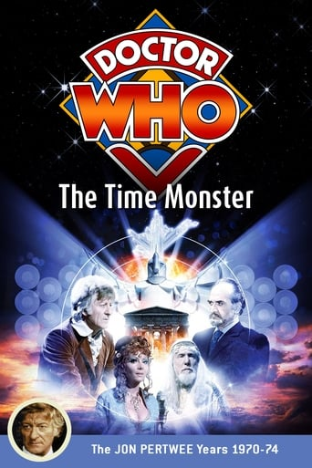 Poster of Doctor Who: The Time Monster
