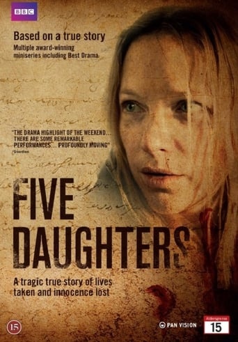 Poster of Five Daughters fragman