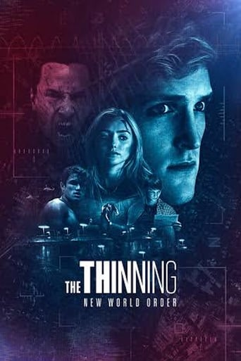 Poster of The Thinning: New World Order