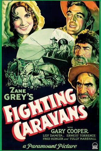 Poster of Fighting Caravans