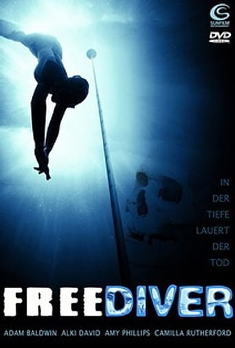 Poster of The Freediver