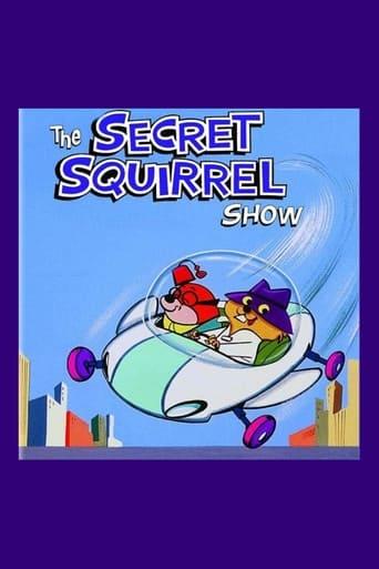 Sans-Secret, l'écureuil agent secret
