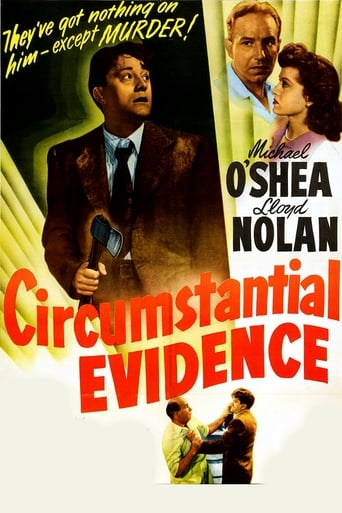 Poster of Circumstantial Evidence