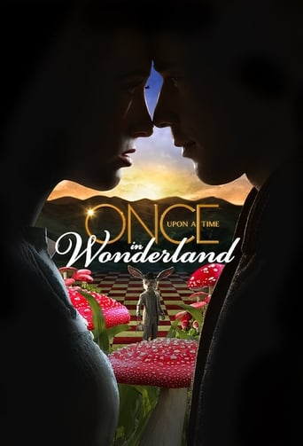 Poster of Once Upon a Time in Wonderland