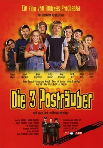 Poster of Die 3 Posträuber