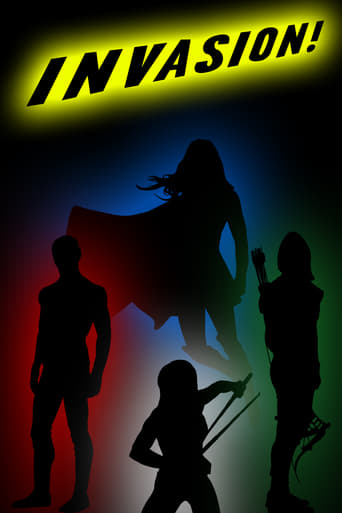 Poster of DC's Invasion!