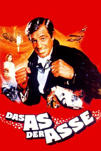 Filmplakat von Das As der Asse