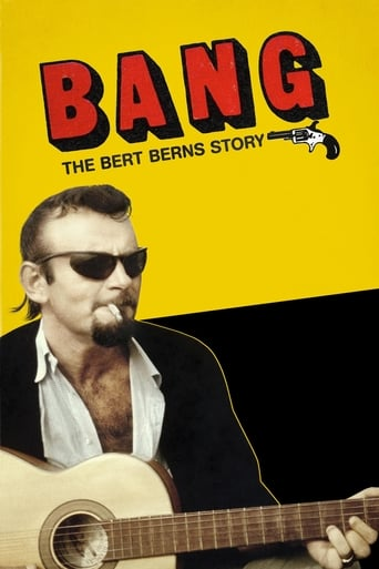 Poster of BANG! The Bert Berns Story