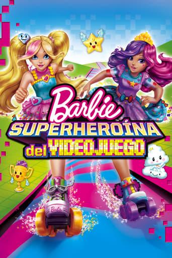 Poster of Barbie: Videojáték kaland