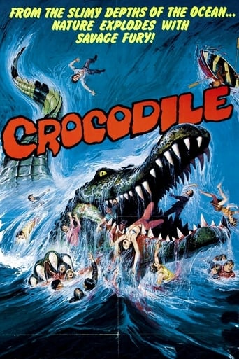 Poster of Crocodile