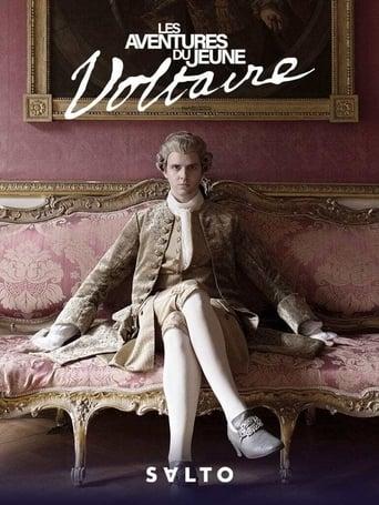 Poster of Les aventures du jeune Voltaire