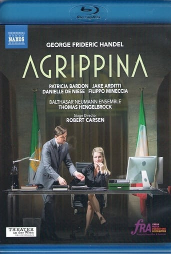 Poster of AGRIPPINA