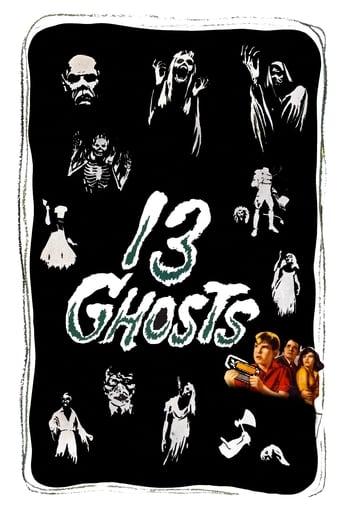Poster of Los trece fantasmas