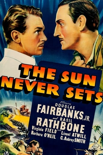 Poster of The Sun Never Sets