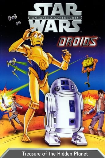 Star Wars Droids: Treasure of the Hidden Planet / Star Wars Droids: Treasure of the Hidden Planet