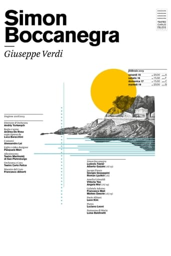 Poster of Verdi: Simon Boccanegra