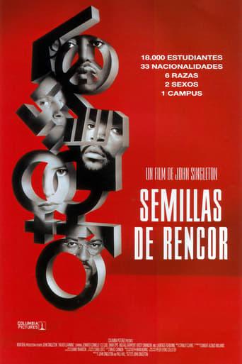 Poster of Semillas de rencor