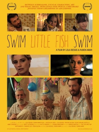 Poster of Swim Little Fish Swim fragman