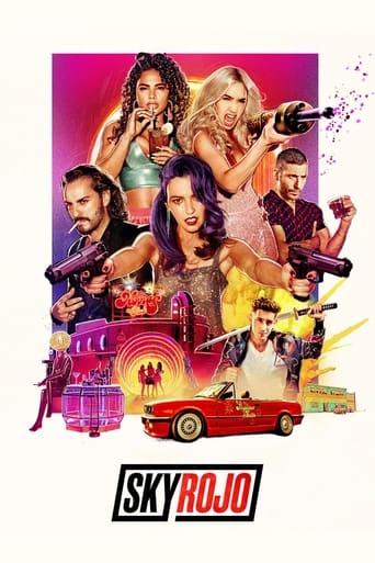 Sky Rojo 1ª Temporada - Poster