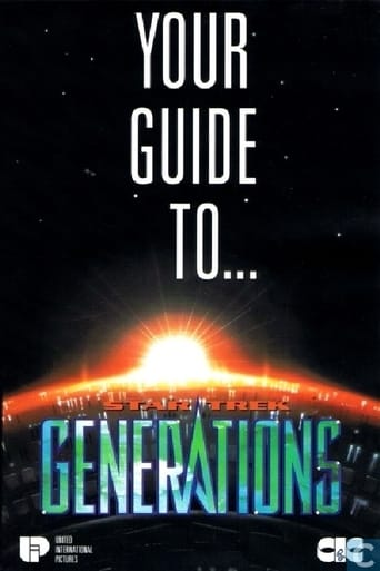 Poster of Your Guide to Star Trek Generations