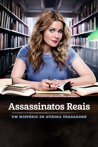 Poster of Real Murders: An Aurora Teagarden Mystery
