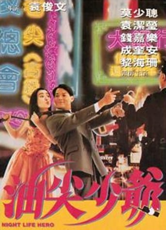 Poster of Night Life Hero