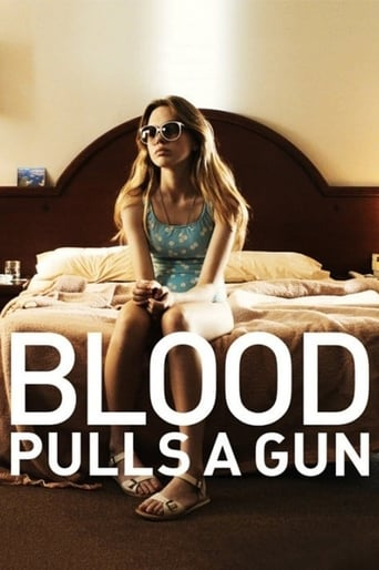 Poster of Blood Pulls a Gun