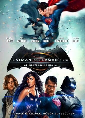Poster of Batman Superman ellen - Az igazság hajnala