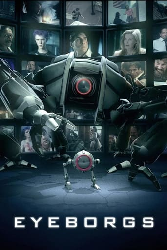 Poster of Eyeborgs