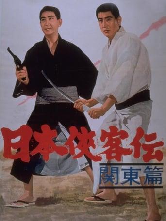 Poster of 日本侠客伝 関東篇
