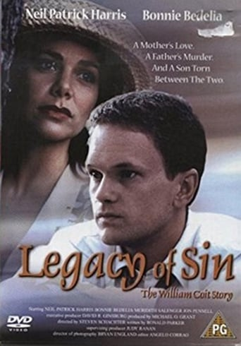 Poster of Legacy of Sin: The William Coit Story
