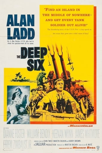 Poster of The Deep Six