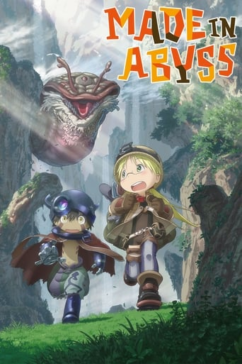 Poster of MADE IN ABYSS