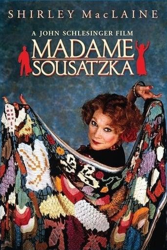 Poster of Madame Sousatzka