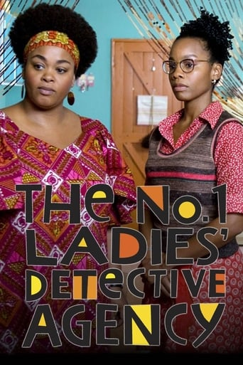 Poster of The No. 1 Ladies' Detective Agency