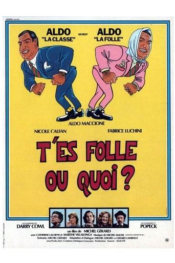 Poster of T'es folle ou quoi ?