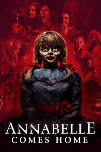 Annabelle 3: De Volta Para Casa - Poster