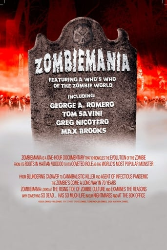 Poster of Zombiemania