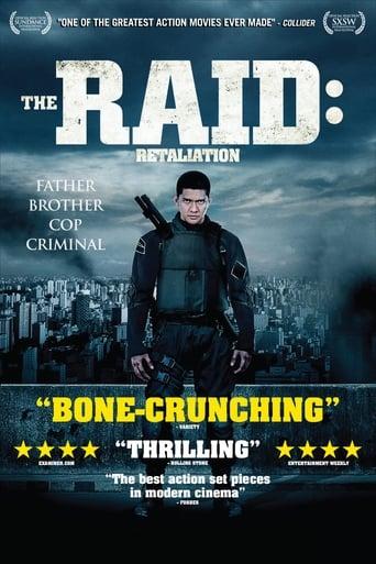 Poster of The Raid: Retaliation