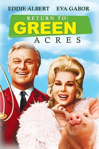 Poster of Return to Green Acres