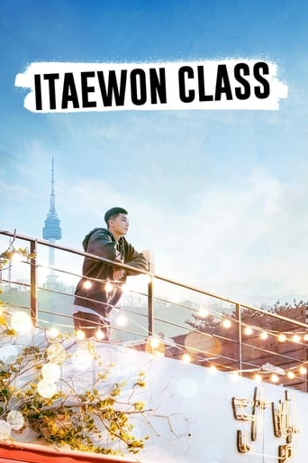 Poster of Itaewon Class