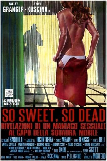 Poster of So Sweet, So Dead