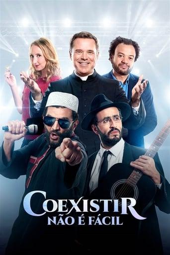 Coexistir não é fácil - Poster