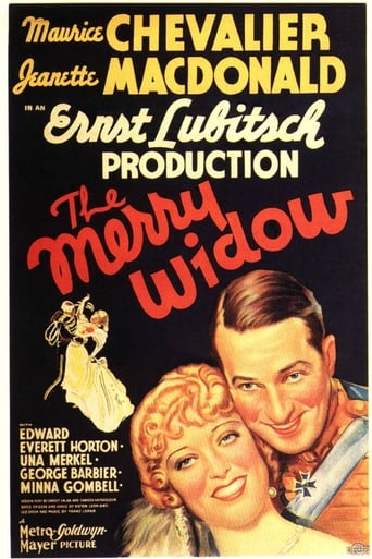Poster of The Merry Widow