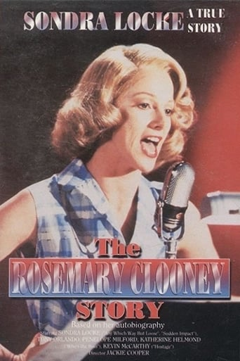 Poster of Rosie: The Rosemary Clooney Story