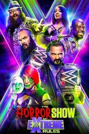 Poster of WWE Extreme Rules 2020